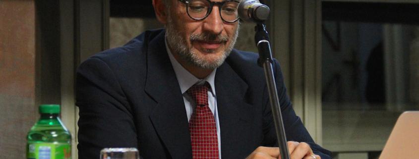 Mancuso is invited speaker in Locarno